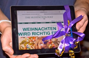 Huffington Post: Journalismus zu verschenken