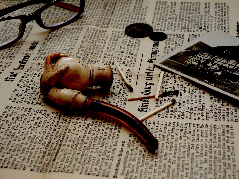 Die alte heile Zeitungswelt