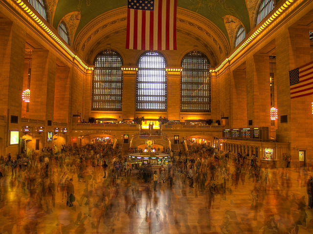 Ghosts of Grand Central. Foto: Dan Nelson, CC-BY-SA via flickr