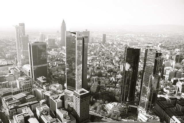 Frankfurt am Main, Foto: ND Strupler, CC-BY (via flickr)